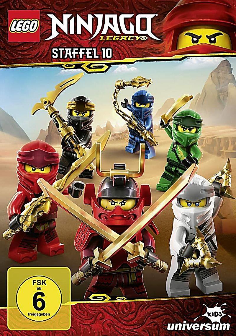 Lego Ninjago Neue Staffel