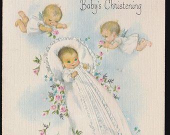 Поздравления с крестинами для девочек