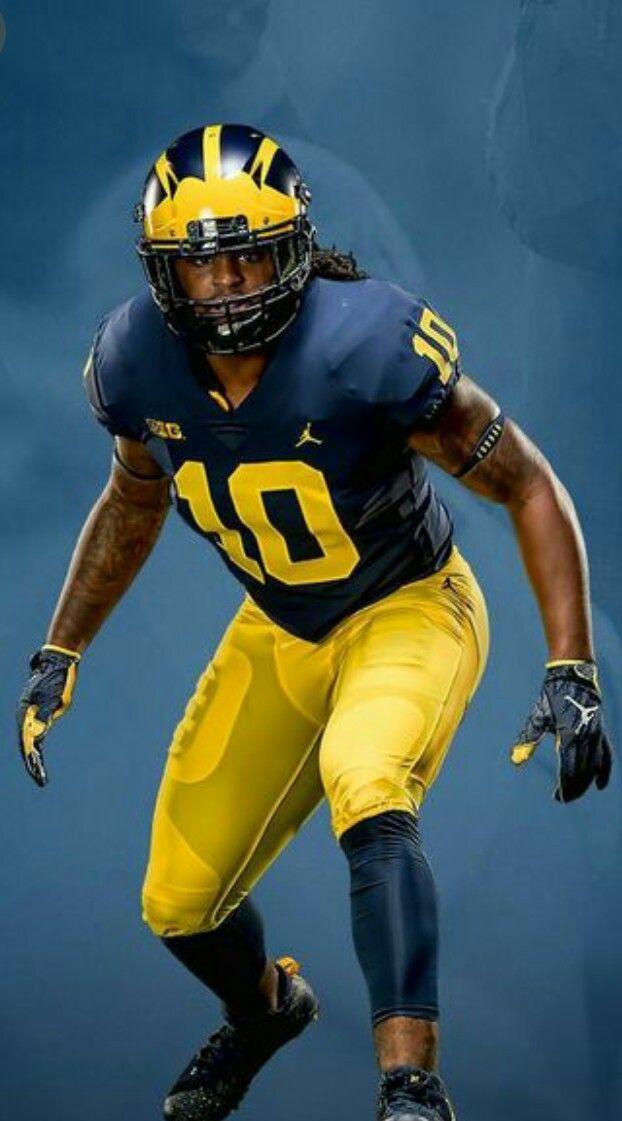 DEVIN BUSH JR.   Michigan go blue, Michigan football ...