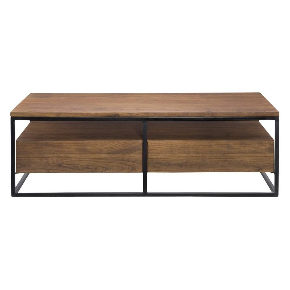 Moe S Home Collection Vancouver Coffee Table Coffee Table Modern Coffee Tables Solid Coffee Table [ 1000 x 1000 Pixel ]