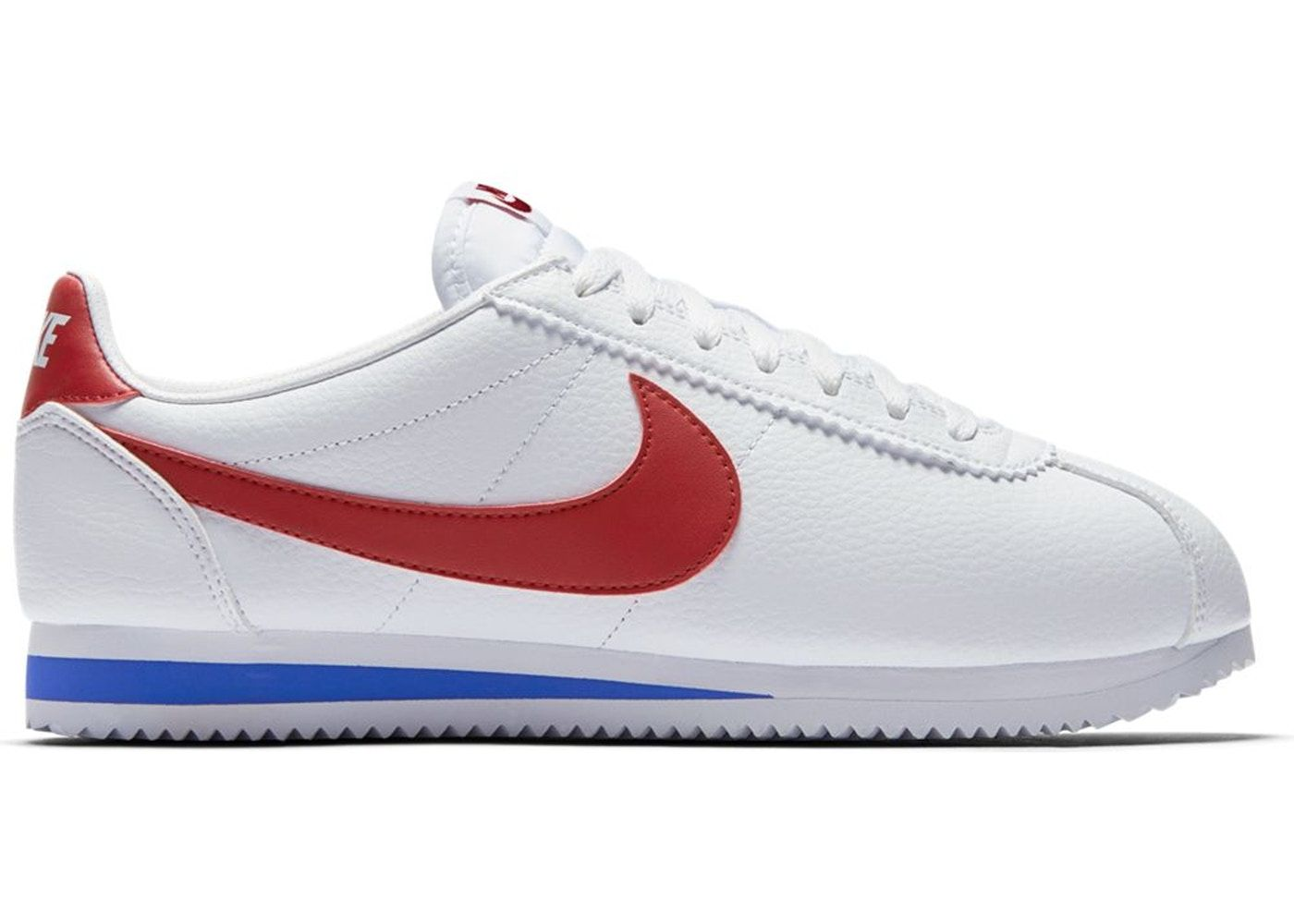 bbfe3e88 Buy and sell authentic Nike Classic Cortez Forrest Gump (2018) shoes  749571-154 and thousands of other Nike sneakers with price data and release  dates.