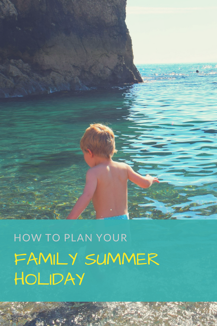 How to organize the best family holidays