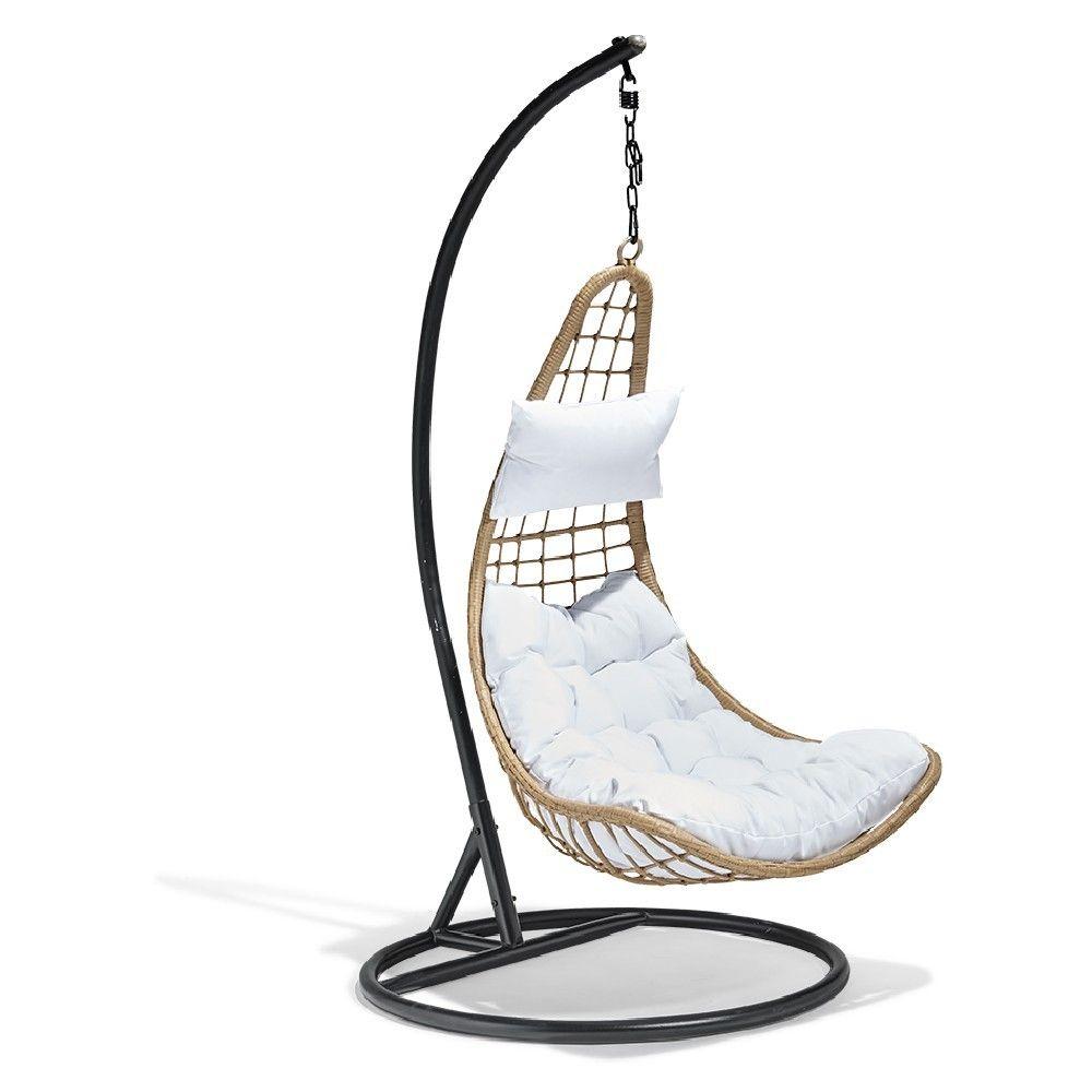 fauteuil suspendu vegas gifi