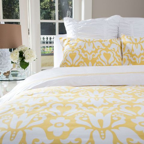 bedroom inspiration and bedding decor the montgomery yellow duvet cover crane and canopy