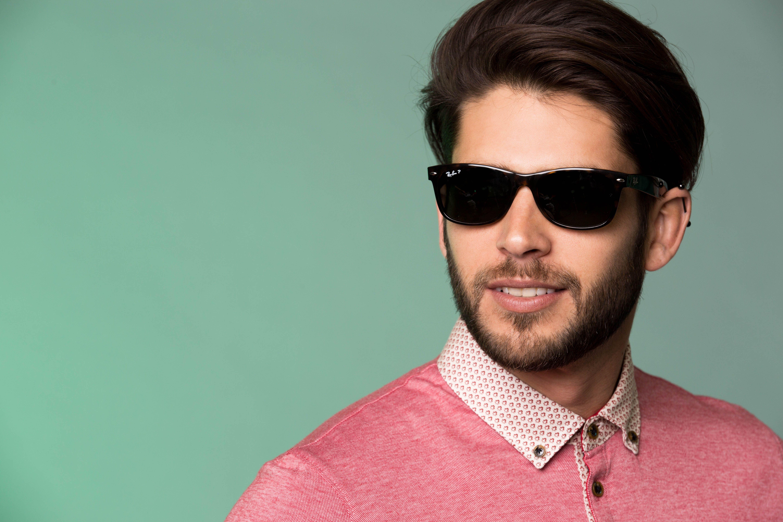 Ray-Ban Wayfarer #mens #fashion #sunglasses