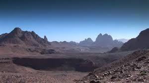 Sahara Tassili du Hoggar