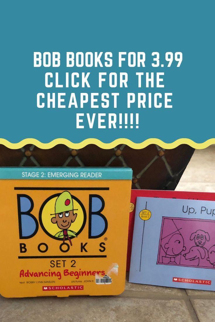 Bob books set 2 advancing beginners bob books