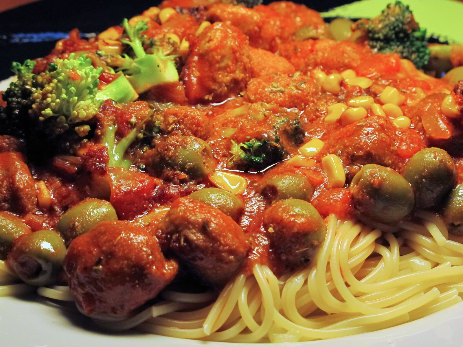 Spaghetti Bolognese a la Jan.
