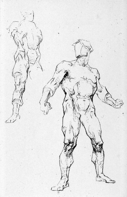 Character Design Collection Male Anatomy Projetos Para