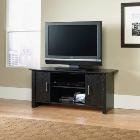 mainstays tv stand for flat screen tvs up to 47 multiple finish - Walmart Small Tv Stands
