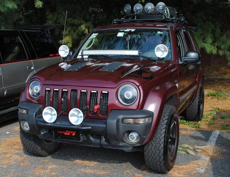 Richard NJ C4V1 (With images) Jeep liberty, Jeep