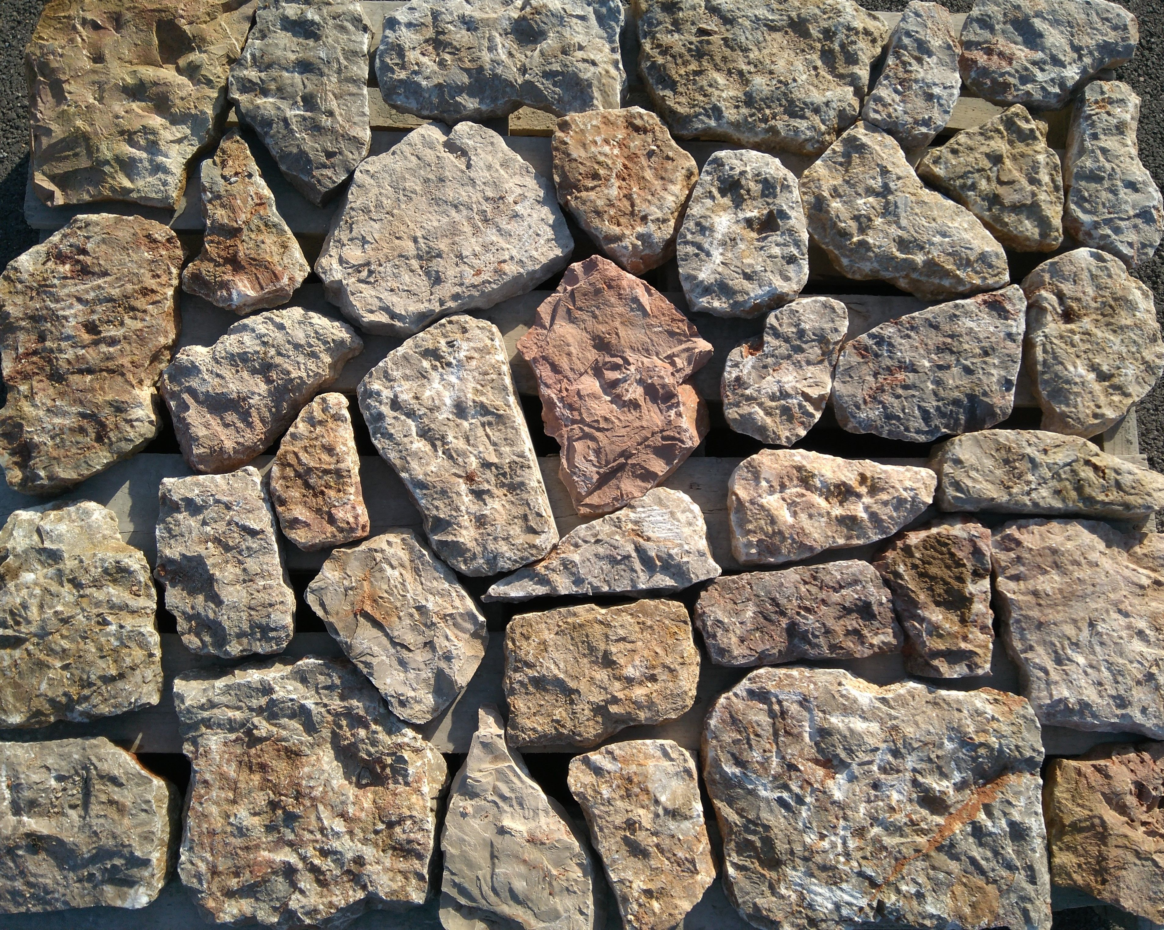 Piedra Natural Toril Gris Piedras Para Muros Piedras Naturales Bardas De Piedra