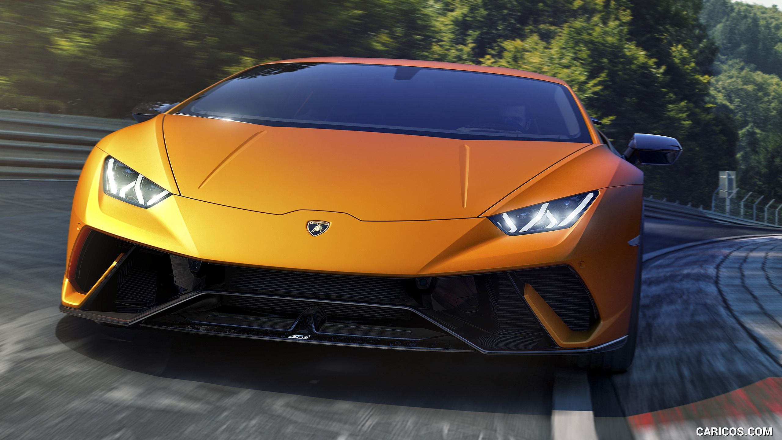 2018 Lamborghini Huracan Performante Wallpaper Whips Pinterest