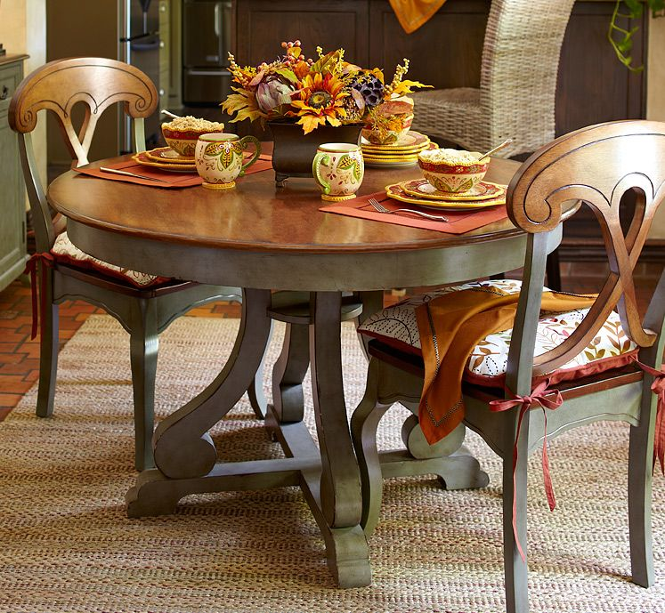 Pin By Pier 1 On Fall Harvest Decor Dining Table Dining Decor