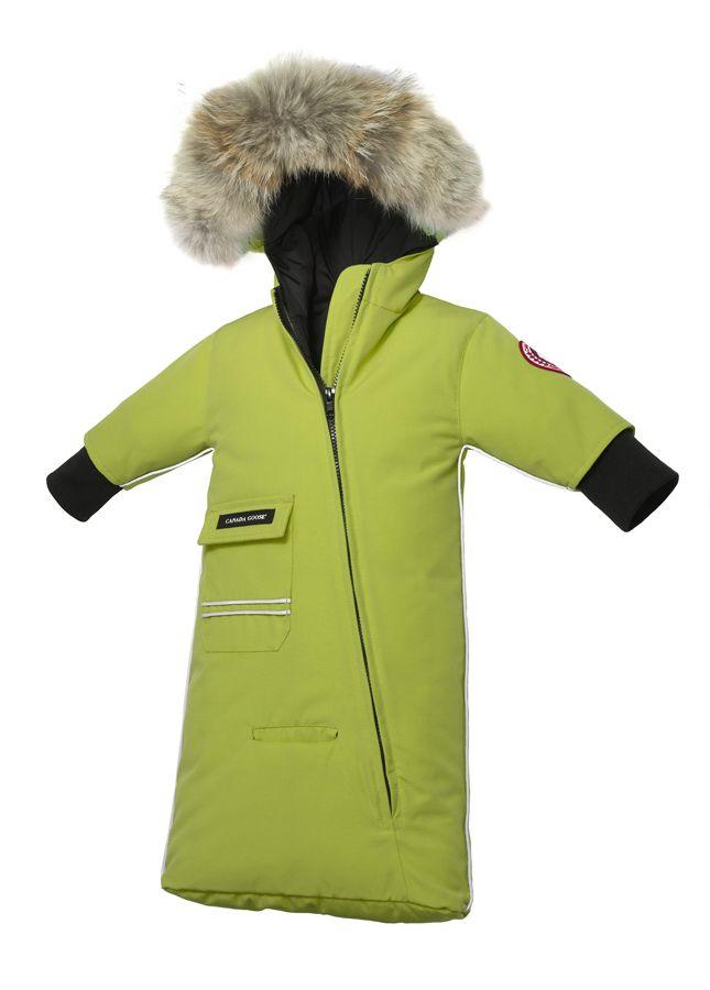 Canada Goose Baby Snow Bunting Nuevos Modelos
