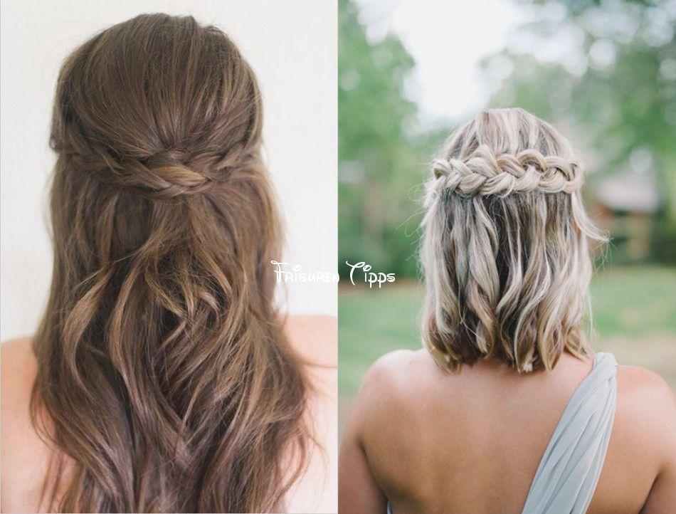 Warum Sie Frisuren Tipps Mindestens Einmal In Ihrem Leben Erleben Mussen In 2020 Brautjungfern Frisuren Brautjungfernfrisuren Frisur Hochzeit