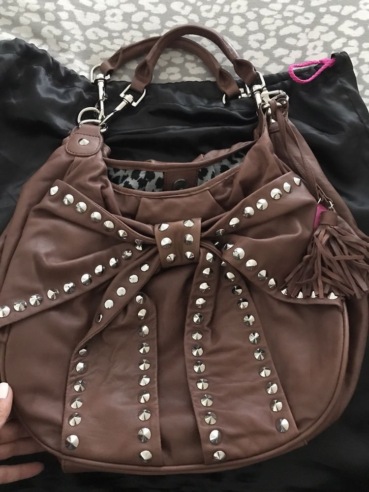 Betsey Johnson Handbags Bows And Arrow Clothing Shoes Accessories Women S Bags Purses Ebay