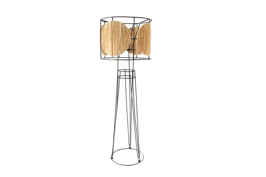 Pied Pablo Lamp - Round Black – Tigmi Trading