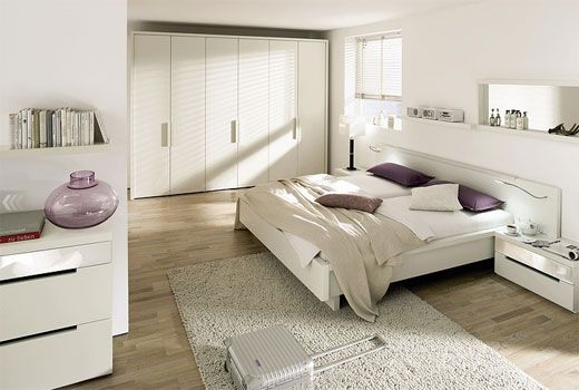 30 Modern Bedroom Design Ideas For a Contemporary Style Pinterest - schlafzimmer von hülsta