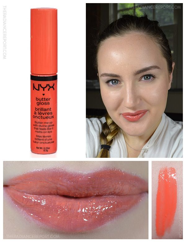 Daily Swatch Nyx Cherry Cheese Cake With Images Nyx Orange
