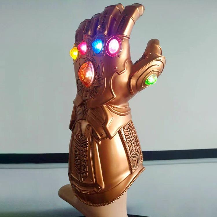 Avengers Endgame Thanos Infinity Gauntlet Gloves Led Light Infinity War Glove Avengers Thanos Glove Hand Wea Gauntlet Gloves Thanos Infinity Gauntlet Avengers