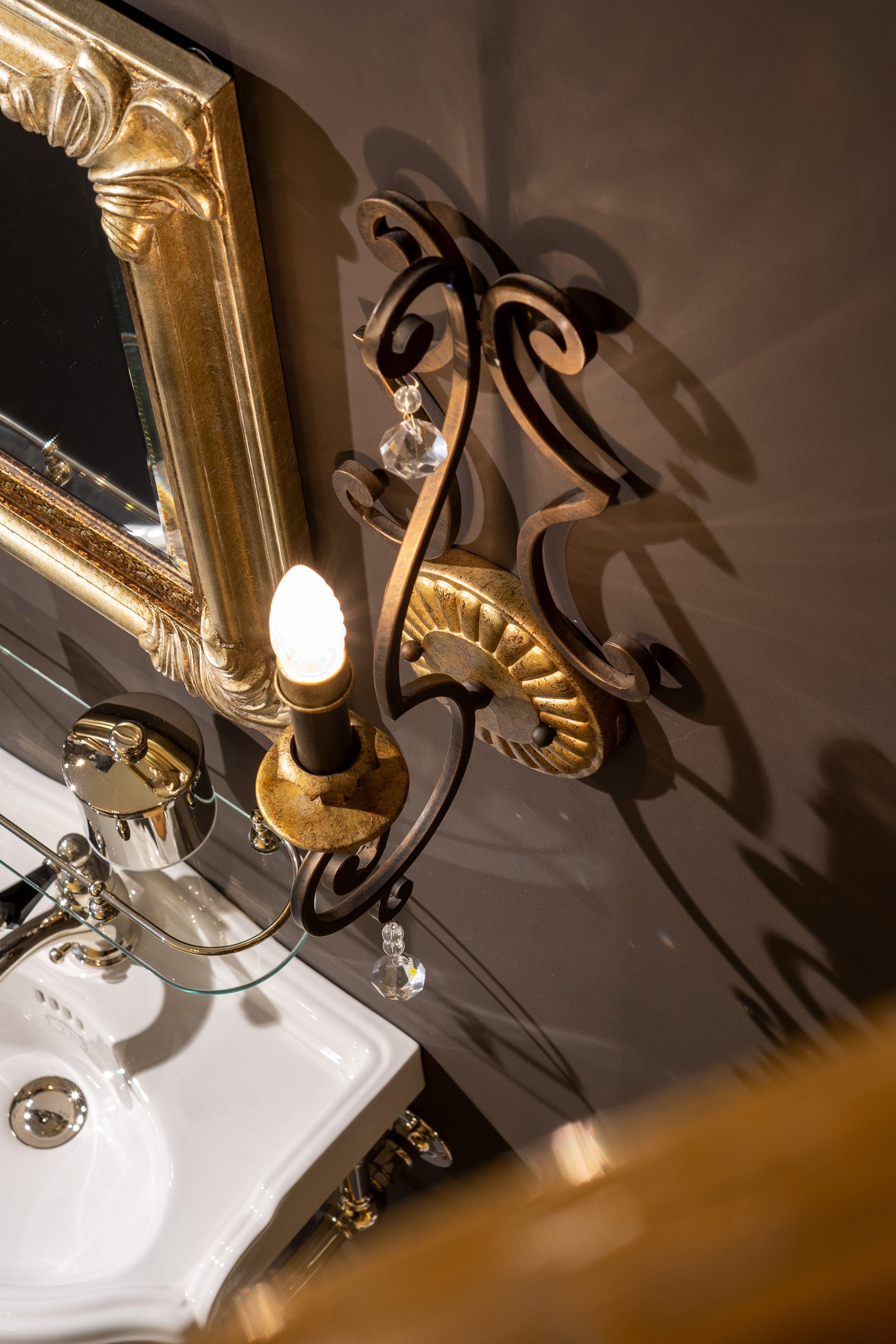 Vintage Badezimmer Badezimmerleuchten Badezimmer Traditionelle