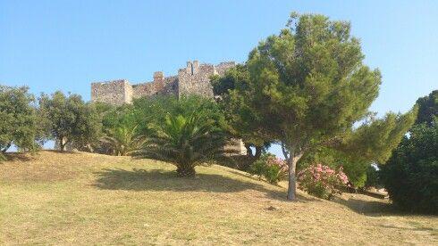 The little fortress of Talamone, Grosseto, Tuscany
