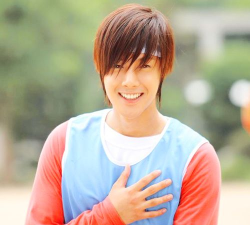 Itazura Na Kiss Ending Song: Playful Kiss ♥ Starring; Kim Hyun Joong As Baek Seung Jo