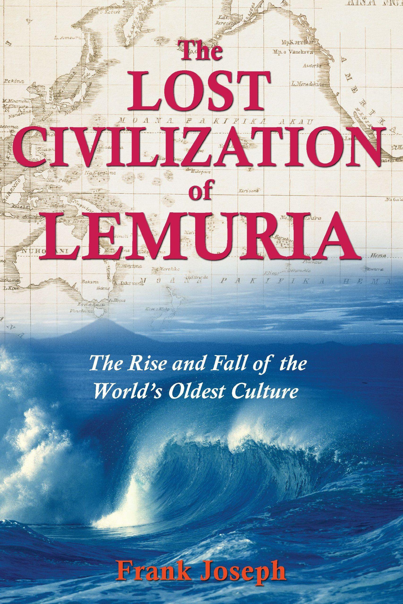 The Lost Civilization Of Lemuria Books Civilization Books To Read