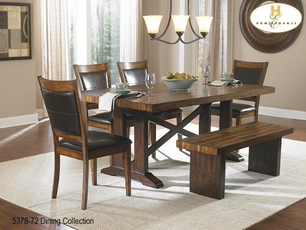 Barron's Furniture and Appliance - Love this table