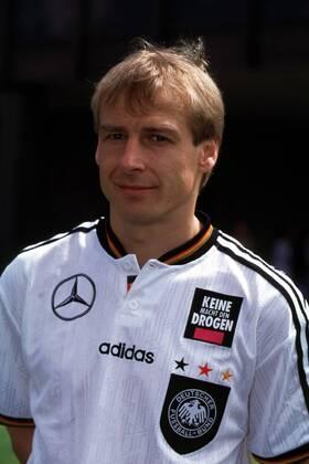 Jurgen Klinsmann 1996 Photos Imago Images Famous Sports Sports Stars Jurgen Klinsmann