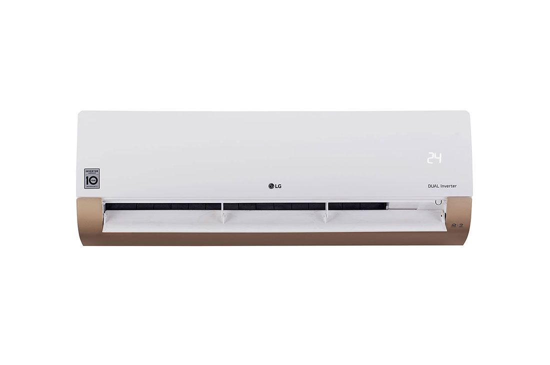 Dual Inverter 5 Star Split Air Conditioner With 4 Way Swing 4 In
