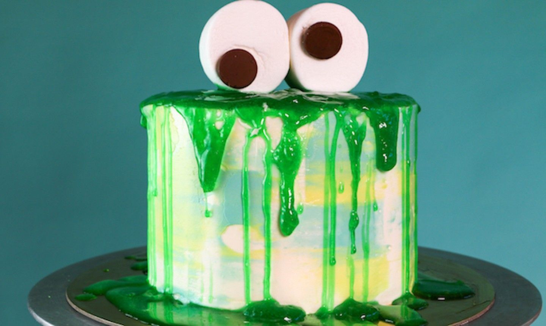 SO Cool: Glow-in-the-Dark Slime Cake #edibleslime Glow-in-the-Dark Edible Slime Cake Recipe + Tutorial #edibleslime SO Cool: Glow-in-the-Dark Slime Cake #edibleslime Glow-in-the-Dark Edible Slime Cake Recipe + Tutorial #edibleslime