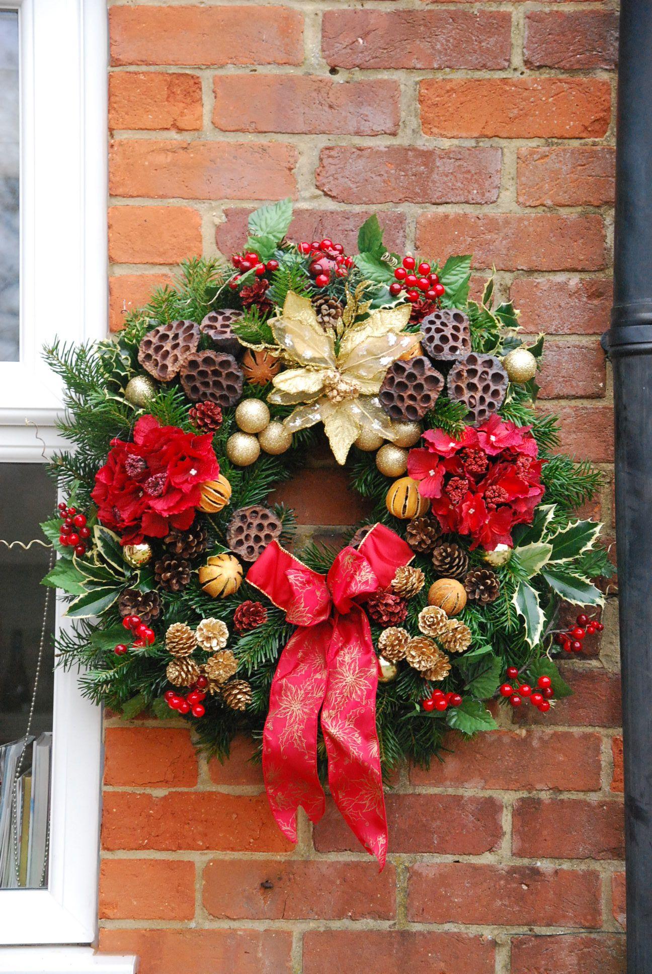 My Christmas Wreath 2012