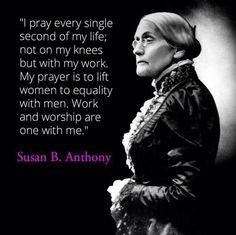 Quaker Inspirational Quotes Susan b anthony quotes