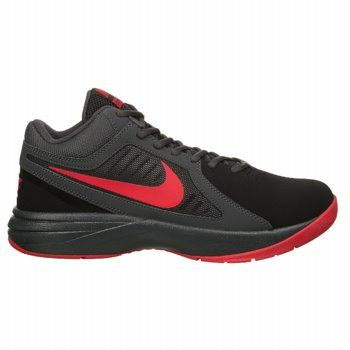 f7bd9d0ba04 Nike Men s OVERPLAY 8 at Famous Footwear High Top Basketball Shoes
