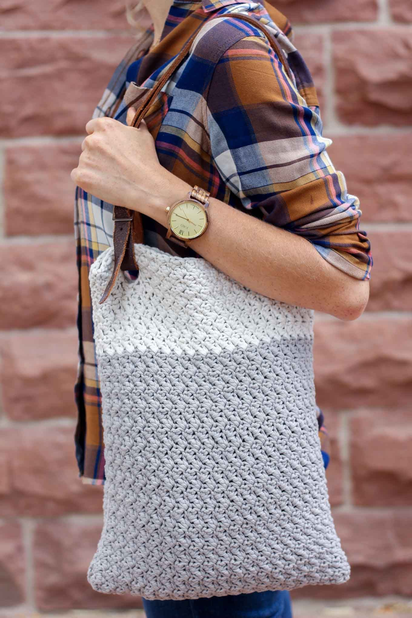 Easy Crochet Bag Pattern Unique Fall Accessories Beautiful