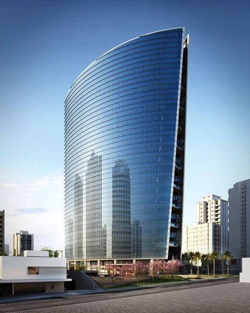 Stunning Skyscraper