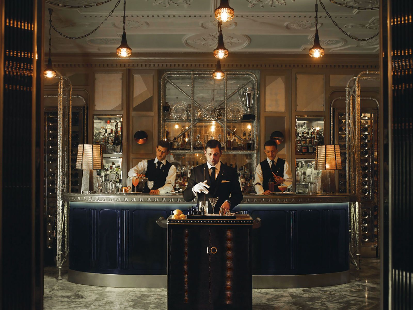 The 10 Bars You Should See Before You Die London Bars Cool Bars London Hotels
