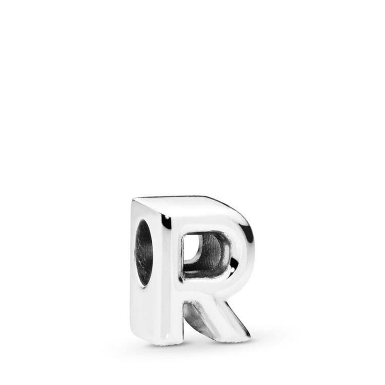 charms pandora lettre r