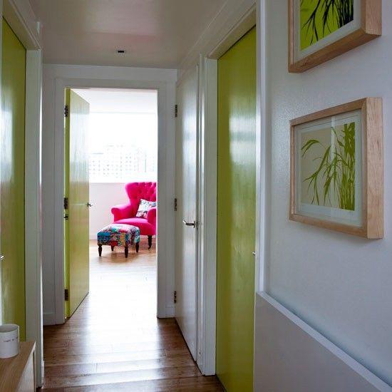 Hallway Ideas Designs And Inspiration Art Hallway Decorating
