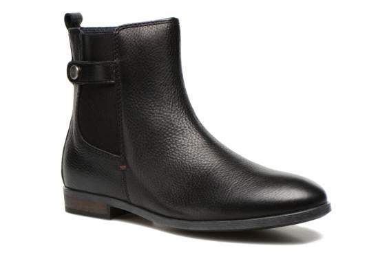 Bottines et boots Billie 21N Tommy Hilfiger vue 3/4