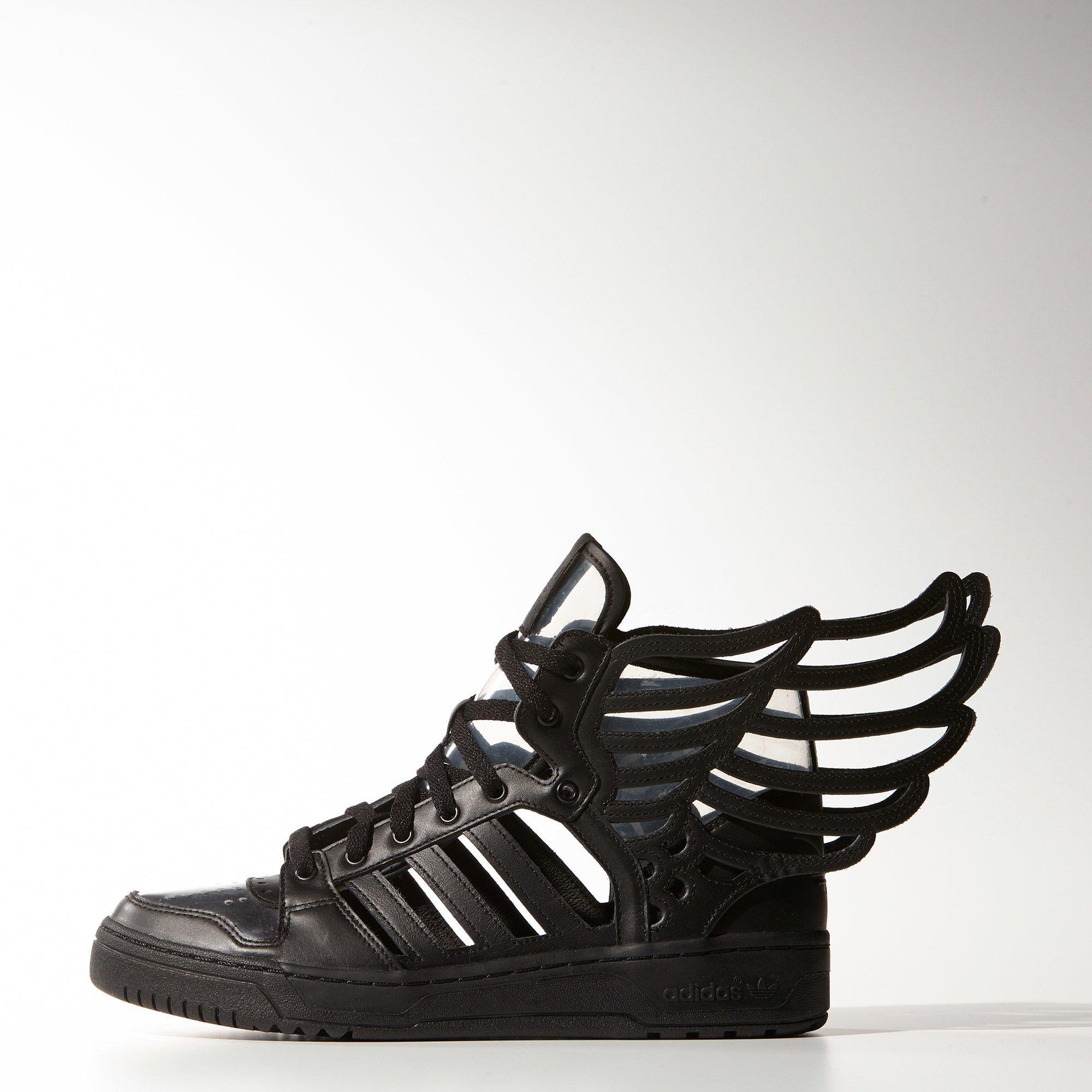 adidas Jeremy Scott Wings 2.0 Shoes (com imagens