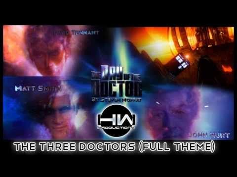 The full theme from NeonVisual's popular Doctor Who intro sequence