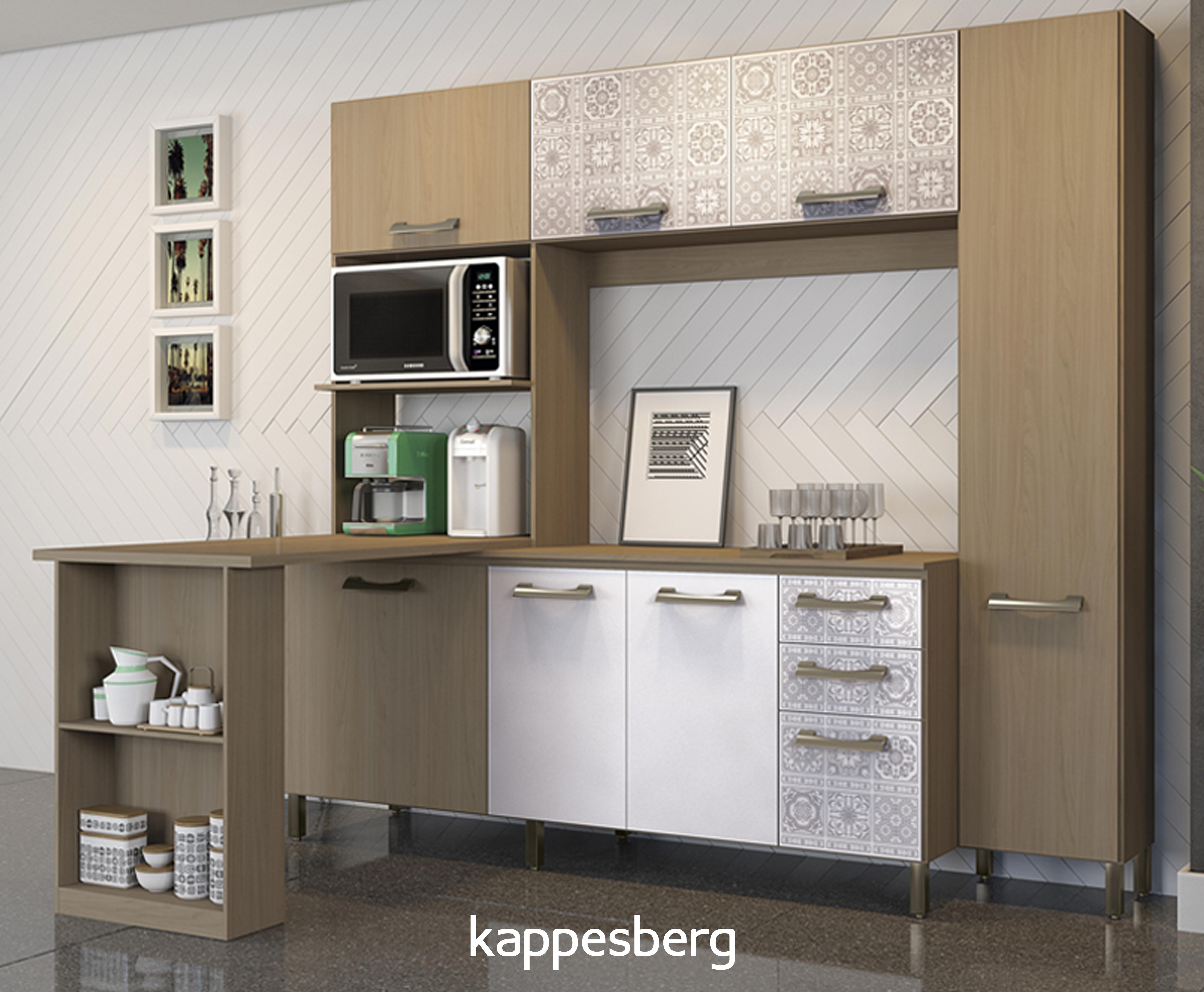 Cozinha Compacta Sense Da Kappesberg Cozinhas Kappesberg Pinterest