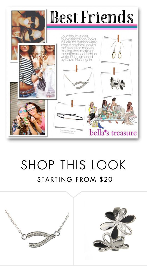 """""""Best Friends Day!"""" by lalalaballa22 on Polyvore featuring BestFriendsDay and bellastreasure"""