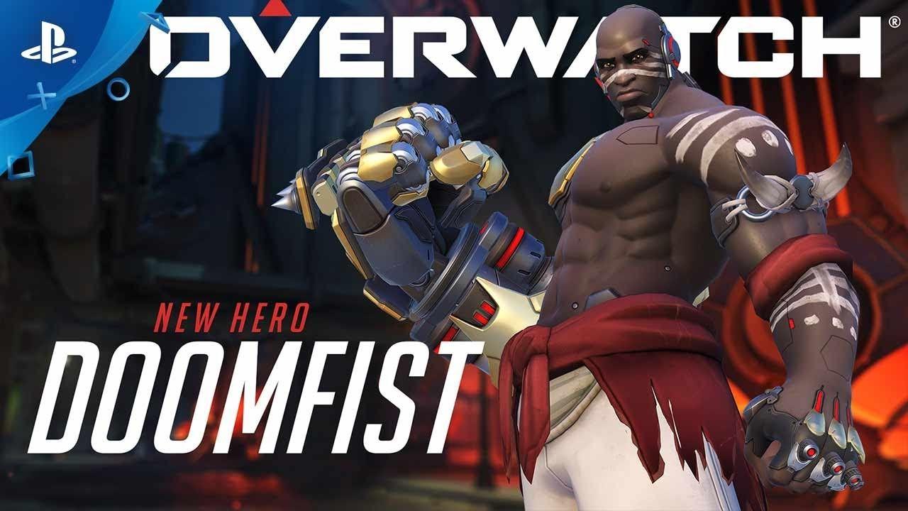 Overwatch New Hero Doomfist Is Now Live Ps4 Youtube