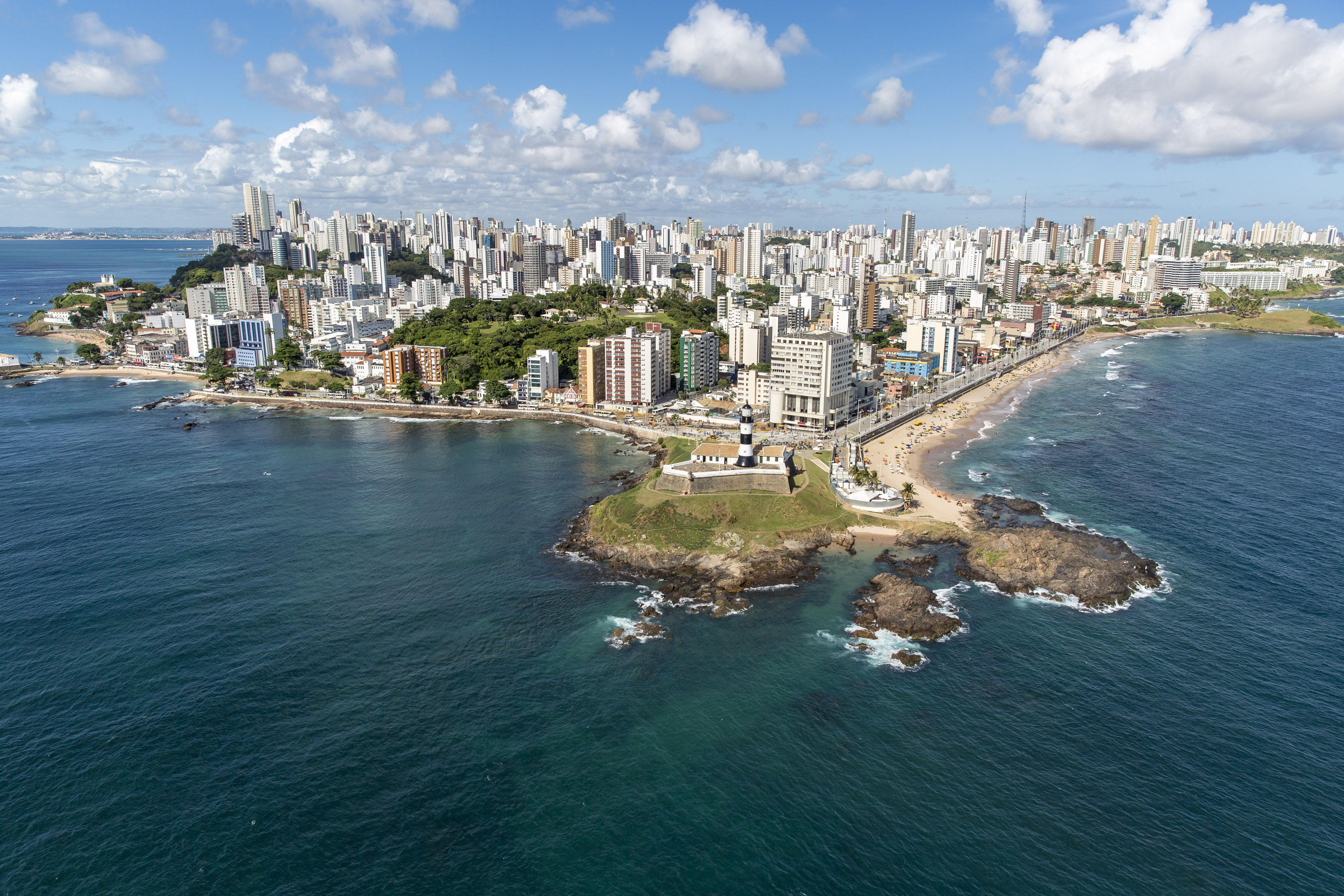 Journalists will visit beaches, sights and North Coast of Salvador ...