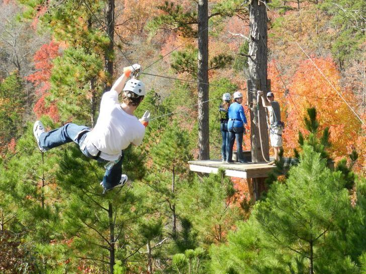 New York Texas Zipline Adventures Zipline Adventure Ziplining Adventure