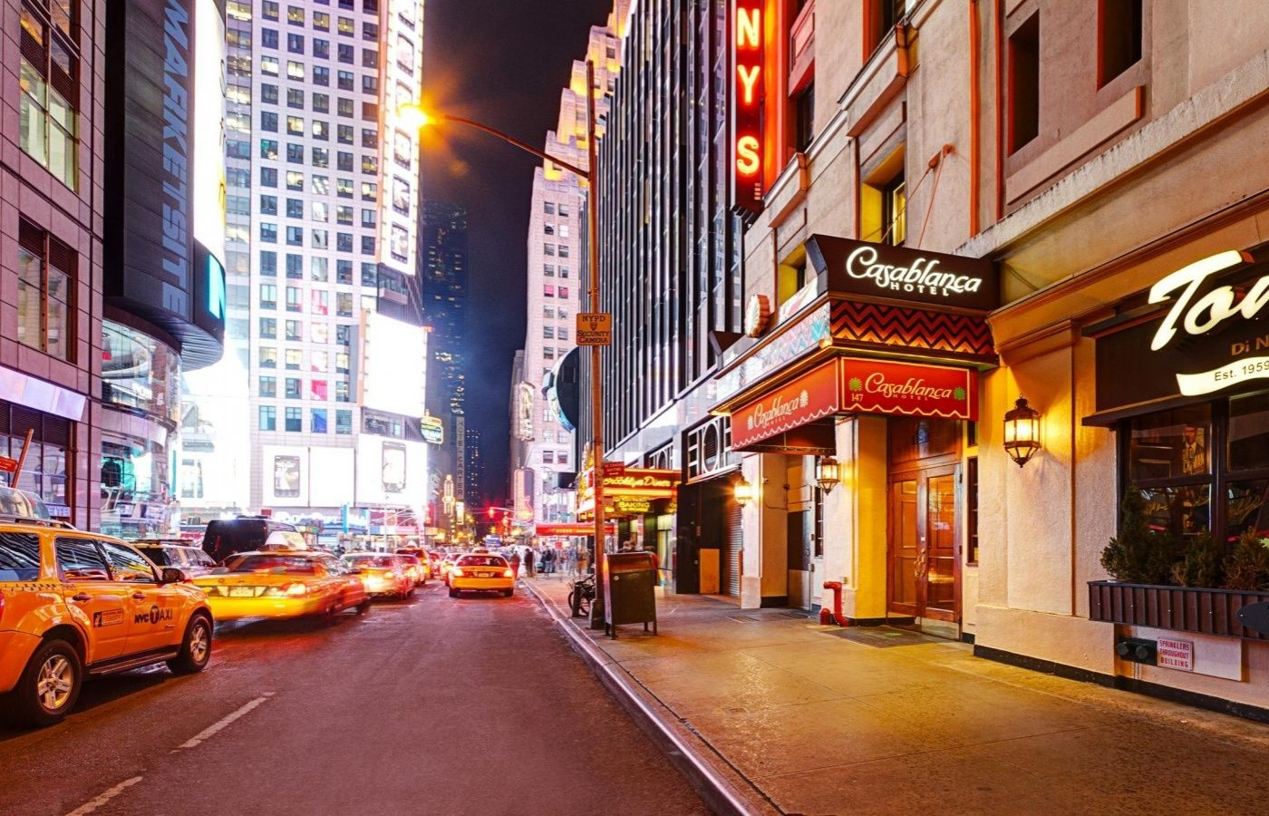 The Casablanca Hotel New York Luxury Boutique Hotel In Times Square Found This Place After Boutique Hotels New York Casablanca Hotel Best Boutique Hotels